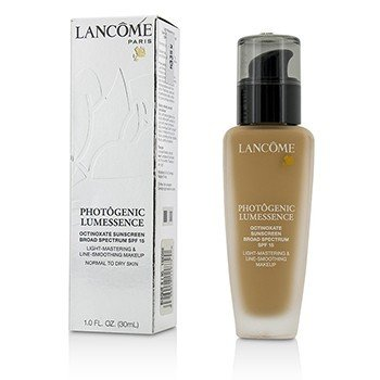 Lancome Photogenic Lumessence Maquillaje SPF15 - # 430 Bisque 8N (Versión US)  30ml/1oz