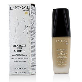 Lancome Renergie Lift Makeup SPF20 - # 255 Clair 20 (N) (US Version)  30ml/1oz