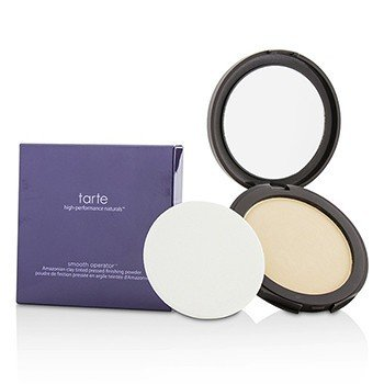 Tarte Smooth Operator Amazonian Clay Tinted Pressed Finishing Powder - Light  11g/0.39oz