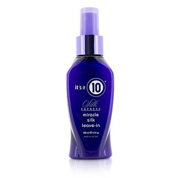 It's A 10 Silk Express Miracle Silk Leave-In  120ml/4oz