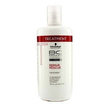 Schwarzkopf BC Repair Rescue Treatment - For Damaged Hair (Exp. Date: 04/2017)  750ml/25.5oz