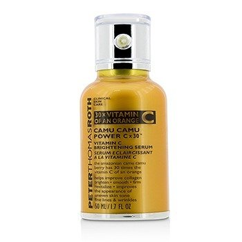 Peter Thomas Roth Camu Camu Power Cx30 Vitamin C Brightening Serum (Unboxed)  50ml/1.7oz