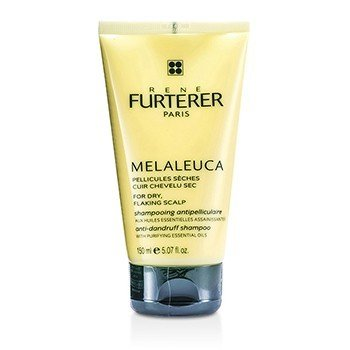 Rene Furterer Melaleuca Anti-Dandruff Shampoo - For Oily, Flaking Scalp (Unboxed)  150ml/5oz