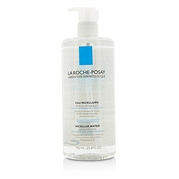 La Roche Posay Physiological Eau Micellaire Solution (Micellar Water) - Sensitive Skin  750ml/25oz
