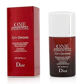 Christian Dior One Essential City Defense SPF 50 PA++++  30ml/1oz