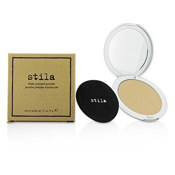 Stila Sheer Pressed Powder - Dark  9g/0.31oz