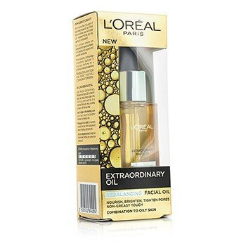 L'Oreal Age Perfect Extraordinary Rebalancing Facial Oil - Combination to Oily Skin  30ml/1oz