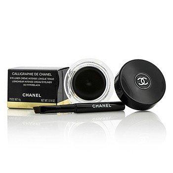 Chanel Calligraphie De Chanel Longwear Intense Cream Eyeliner - # 65 Hyperblack  4g/0.14oz