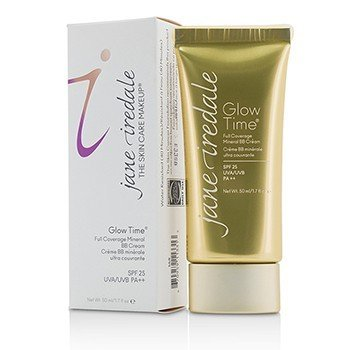 ג'יין אירידל Glow Time Full Coverage Mineral BB Cream SPF 25 - BB8  50ml/1.7oz