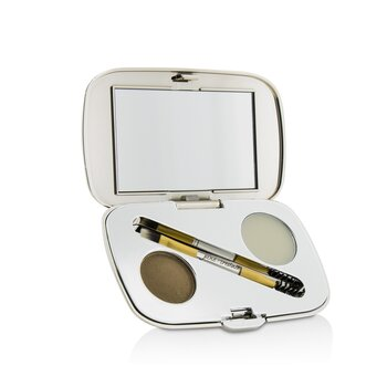 Jane Iredale GreatShape Eyebrow Kit (1x Brow Powder, 1x Brow Wax, 1x Applicator) - Blonde  2.5g/0.085oz