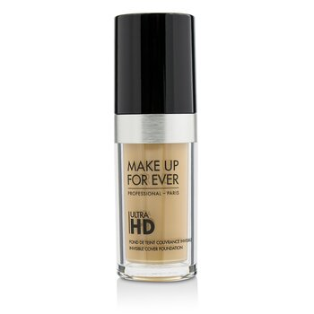 Make Up For Ever Ultra HD Invisible Cover Base - # Y315 (Sand)  30ml/1.01oz