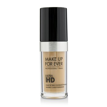 Make Up For Ever Ultra HD Invisible Cover Base - # R370 (Medium Beige)  30ml/1.01oz