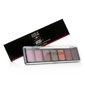 Make Up For Ever Artist Rouge 7 Paleta de Pintalabios - # 1  7x1g/0.03oz