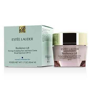 Estee Lauder Resilience Lift Firming/Sculpting Face and Neck Creme SPF 15 (Normal/Combination Skin)  50ml/1.7oz