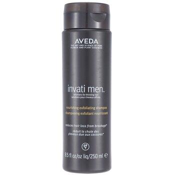Aveda Invati Men Nourishing Exfoliating Shampoo (For Thinning Hair)  250ml/8.5oz