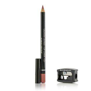 Givenchy Konturówka Lip Liner (With Sharpener) - # 02 Brun Createur  1.1g/0.03oz