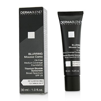 Dermablend Podkład do twarzy z filtrem UV Blurring Mousee Camo Oil Free Foundation SPF 25 (Medium Coverage) - #15C Buff  30ml/1oz