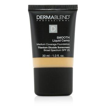 Dermablend Smooth Liquid Camo Foundation (Medium Coverage) - Chai 35W  30ml/1oz