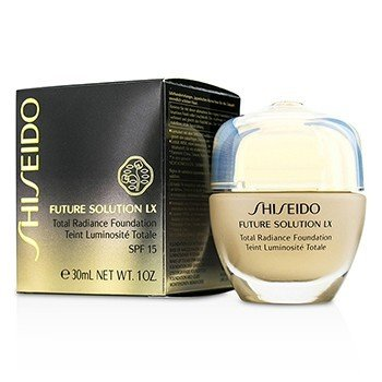 Shiseido Future Solution LX Total Base Resplandor SPF15 - #I20 Natural Light Ivory  30ml/1oz