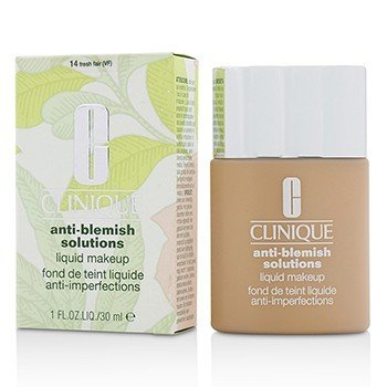 Clinique Anti Blemish Solutions Liquid Makeup - # 14 Fresh Fair  30ml/1oz