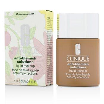 クリニーク Anti Blemish Solutions Liquid Makeup - # 18 Fresh Cream Caramel  30ml/1oz