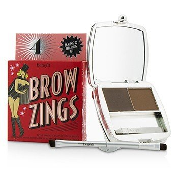 Benefit Zestaw do brwi Brow Zings (Total Taming & Shaping Kit For Brows) - #4 (Medium)  4.35g/0.15oz