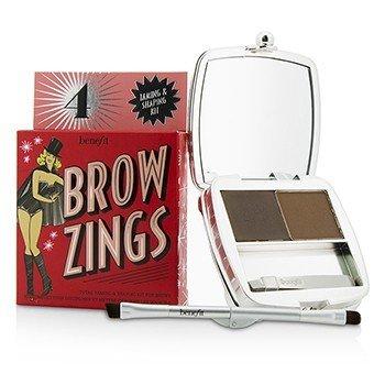 Benefit Brow Zings (Kit Para Cejas Domador & Dador de Forma Total) - #4 (Medium)  4.35g/0.15oz