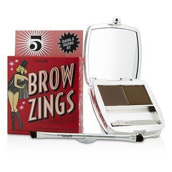 Benefit Brow Zings (Kit Para Cejas Domador & Dador de Forma Total) - #5 (Deep)  4.35g/0.15oz