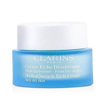 Clarins HydraQuench Rich Cream - Very Dry Skin (Unboxed)  50ml/1.7oz