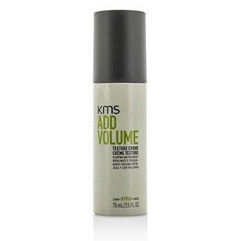 KMS California Krem do stylizacji włosów Add Volume Texture Creme (Plumping and Thickness)  75ml/2.5oz