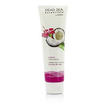 Ahava Dead Sea Essentials Coconut Hand Cream  150ml/5.1oz