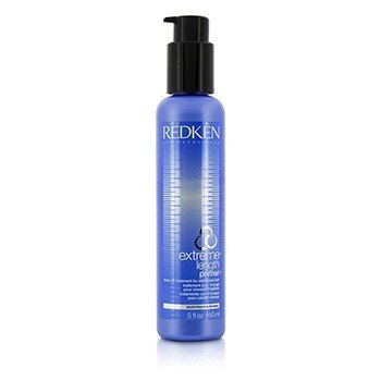 Redken Extreme Length Primer Rinse-Off Treatment (For Distressed Hair)  150ml/5oz