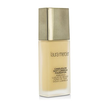 Laura Mercier Candleglow Soft Luminous Foundation - # 1W1 Ivory  30ml/1oz