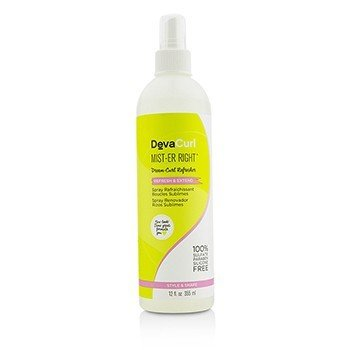 DevaCurl Mist-er Right (Dream Refrescante de Rizos - Refresca & Extiende)  355ml/12oz