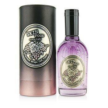 SkinFood Platinum Grape Tónico de Células (Fecha Vto.: 10/2017)  130ml/4.39oz