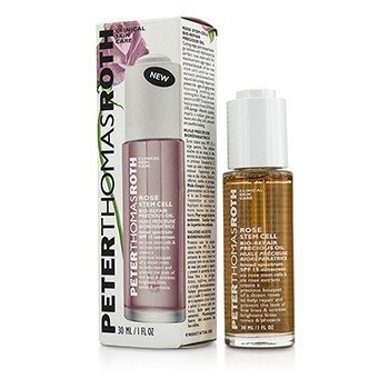 Peter Thomas Roth Rose Stem Cell Bio-Repair Precious Oil (Exp. Date: 10/2017)  30ml/1oz