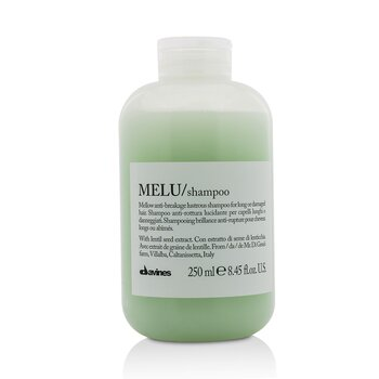 Davines Melu Shampoo Mellow Anti-Breakage Lustrous Shampoo (For Long or Damaged Hair)  250ml/8.45oz