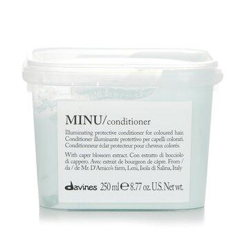 Davines Minu Conditioner Illuminating Protective Conditioner (For Coloured Hair)  250ml/8.45oz