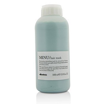 Davines Minu Pak Illuminating Replenishing Mask (For Coloured Hair)  1000ml/33.8oz