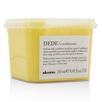 Davines Dede Delicate Daily Conditioner (For All Hair Types)  250ml/8.45oz
