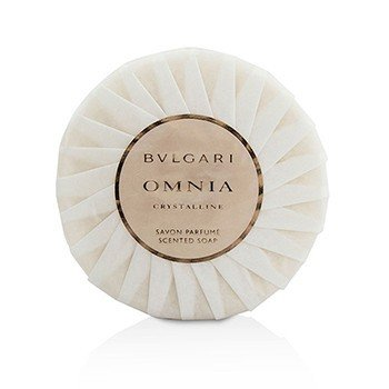 ブルガリ Omnia Crystalline Scented Soap (Unboxed)  150g/5.3oz