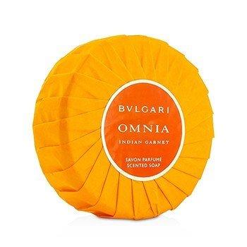 Bvlgari Omnia Indian Garnet Scented Soap (Unboxed)  150g/5.3oz