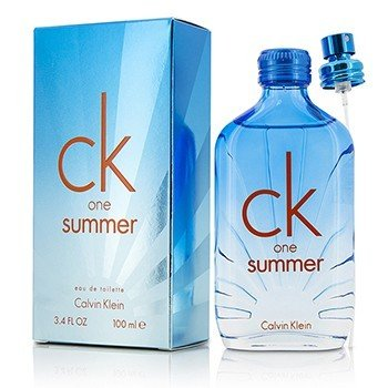 Calvin Klein CK One Summer Eau De Toilette Spray (Edición 2017)  100ml/3.4oz
