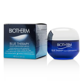 Biotherm Blue Therapy Multi-Defender SPF 25 - Normal/Combination Skin  50ml/1.69oz
