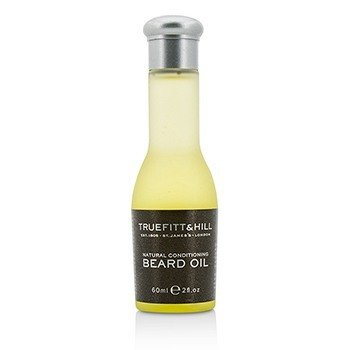Truefitt & Hill Natural Conditioning Beard Oil  60ml/2oz