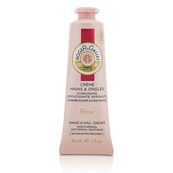 Roger & Gallet Rose Hand & Nail Cream  30ml/1oz