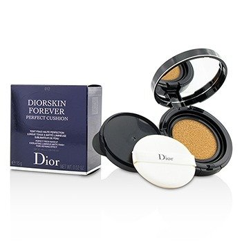 Christian Dior Diorskin Forever Perfect Cushion SPF 35 - # 012 Porcelain  15g/0.52oz