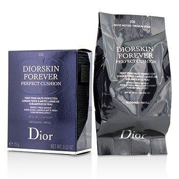 Christian Dior Diorskin Forever Perfect Cushion SPF 35 Refill - # 030 Medium Beige  15g/0.52oz