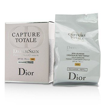 Christian Dior Capture Totale DreamskinCojín Piel Perfecta SPF 50 Repuesto - # 025  15g/0.5oz