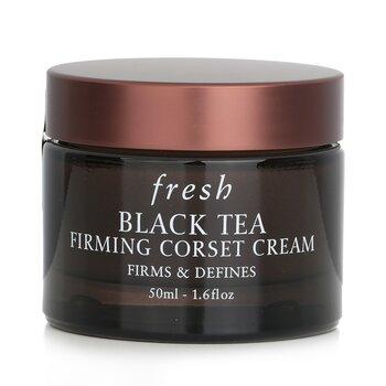 ผลการค้นหารูปภาพสำหรับ Fresh BLACK TEA FIRMING CORSET CREAM